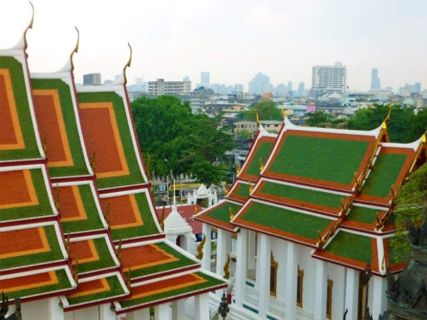 Bangkok: tra tradizione e progresso