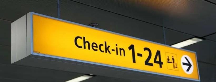 Consigli Aeroporto di Roma Fiumicino