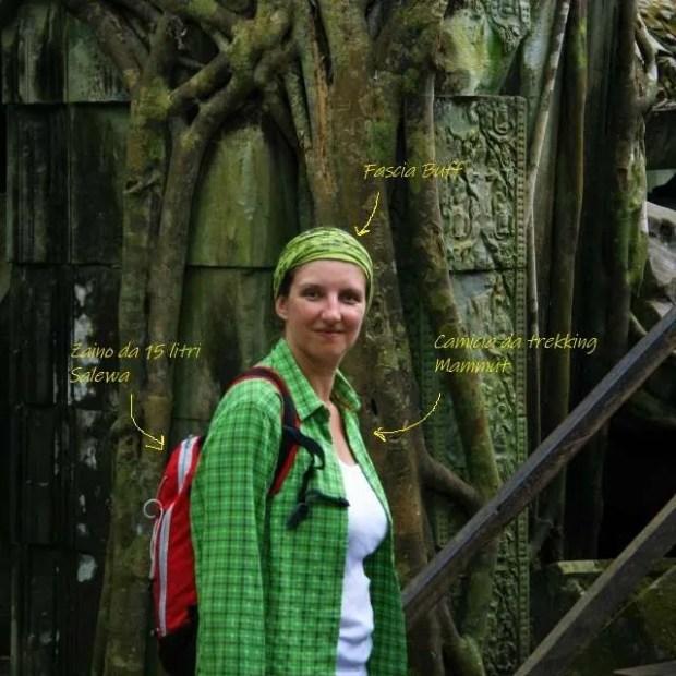 Eccomi immersa nella bellezza dei Templi di Angkor
