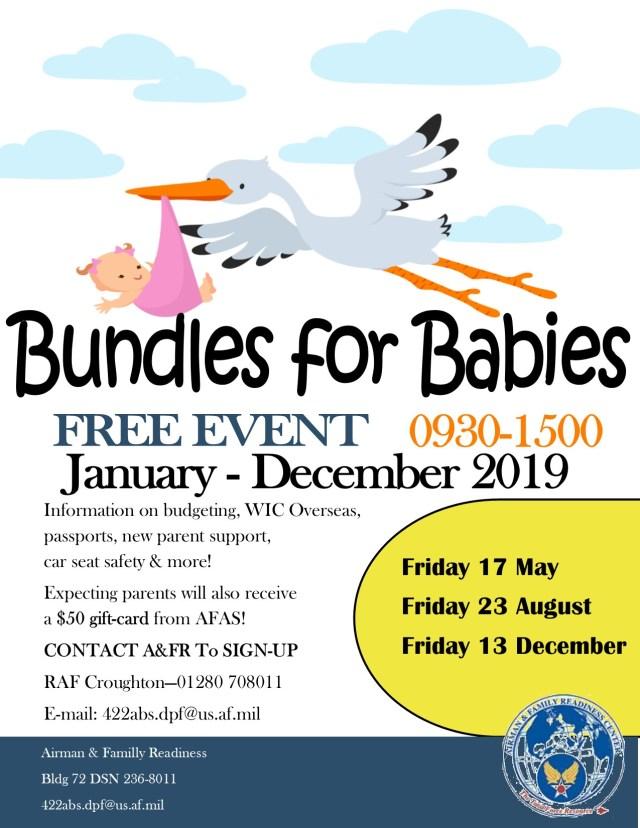 2019 Bundles for Babies