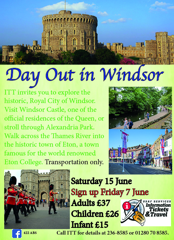 Day Out in Windsor