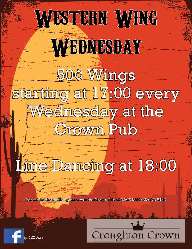 Western Wing Wednesday