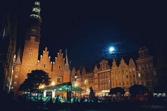 Wroclaw, Polonia, 2013