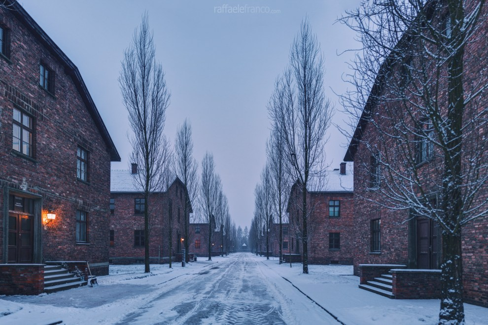 "Le ""barracks"" (o Blocks) di Auschwitz"