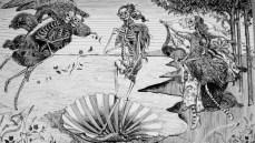 Venus Esqueleto. José Guadalupe Posada