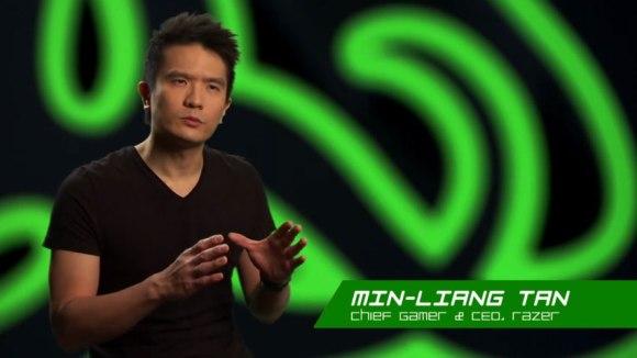 Min-Liang Tan, CEO of Razer. ()