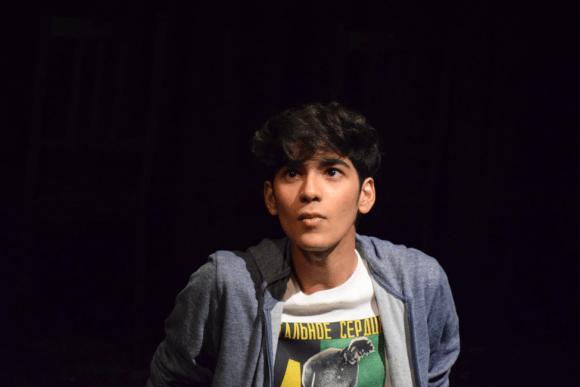 Sabariesh Ilankathir (17A13A) as Jackson