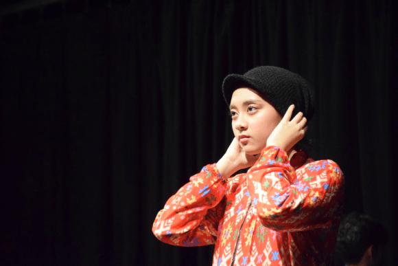 Yang, a middle-aged makcik