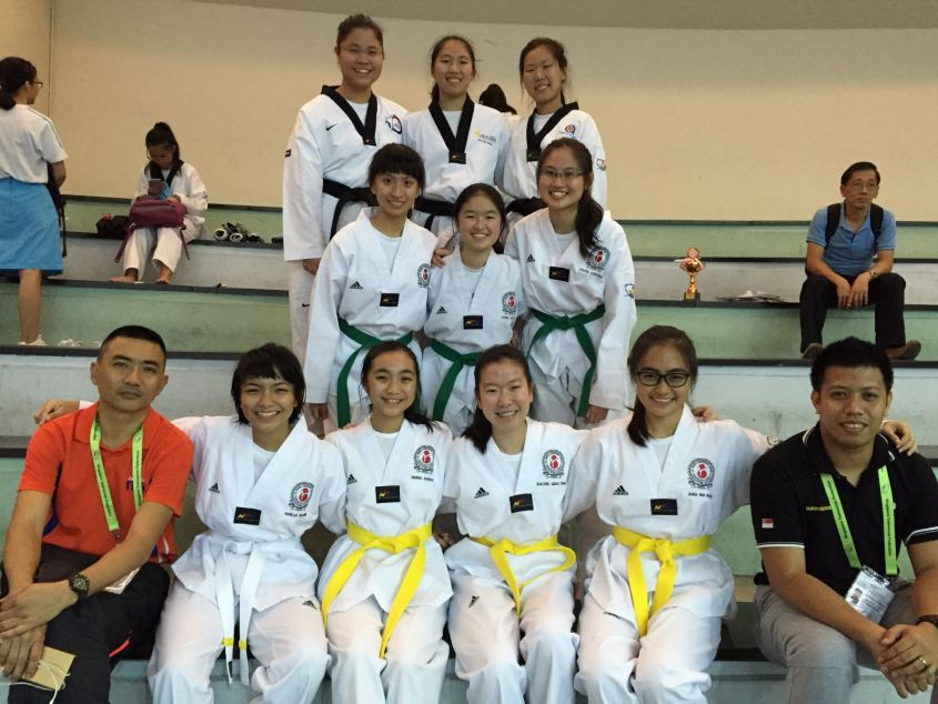 taekwondo 5
