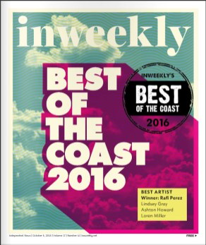 inweekly Best of The Coast 2016