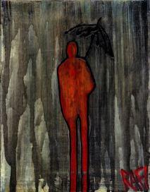 Umbrella Man Light Series