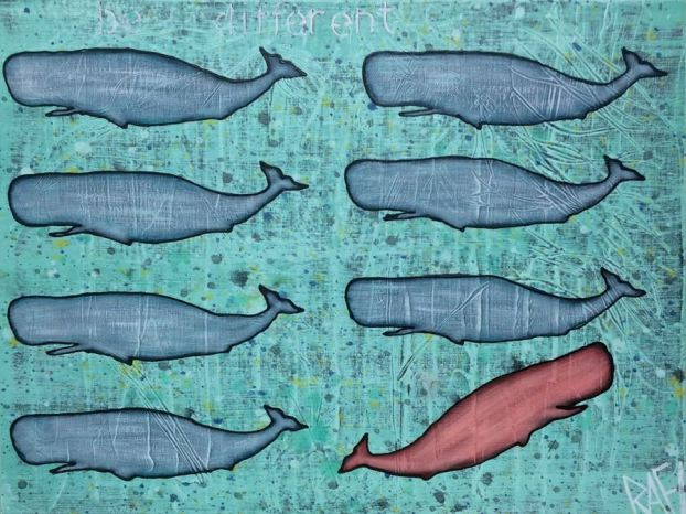 Be Different Whales