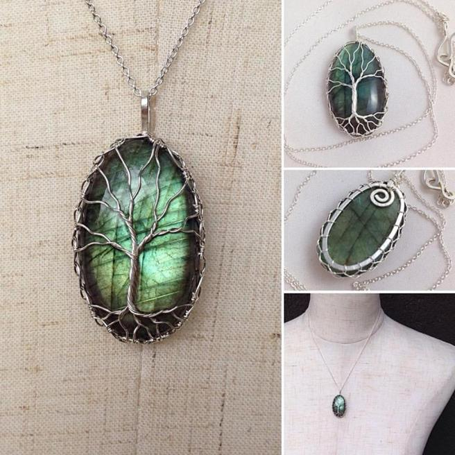 Dragon's Egg by Klee Angelie Jewelry