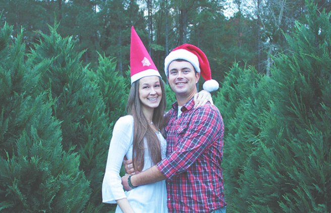 Monica and James wish you a Happy Holidays