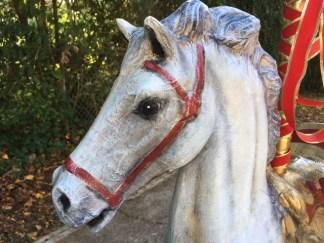 Art Carousel Horse By Rafi Perez