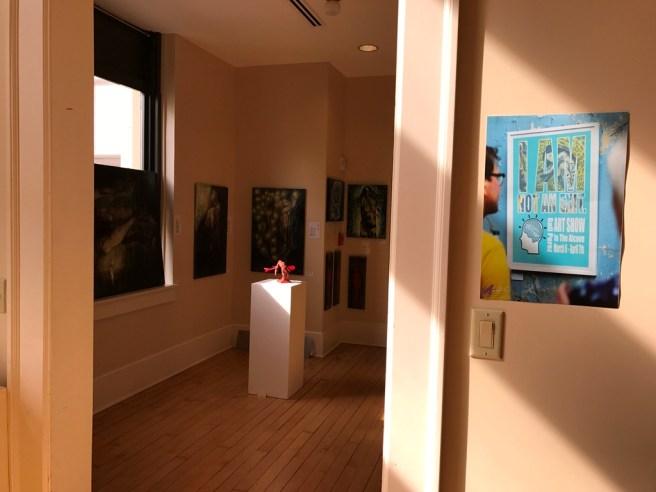 Rafi Perez I Am Not An Exit Art Show
