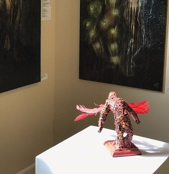 Rafi Perez Solo Art Show 2017