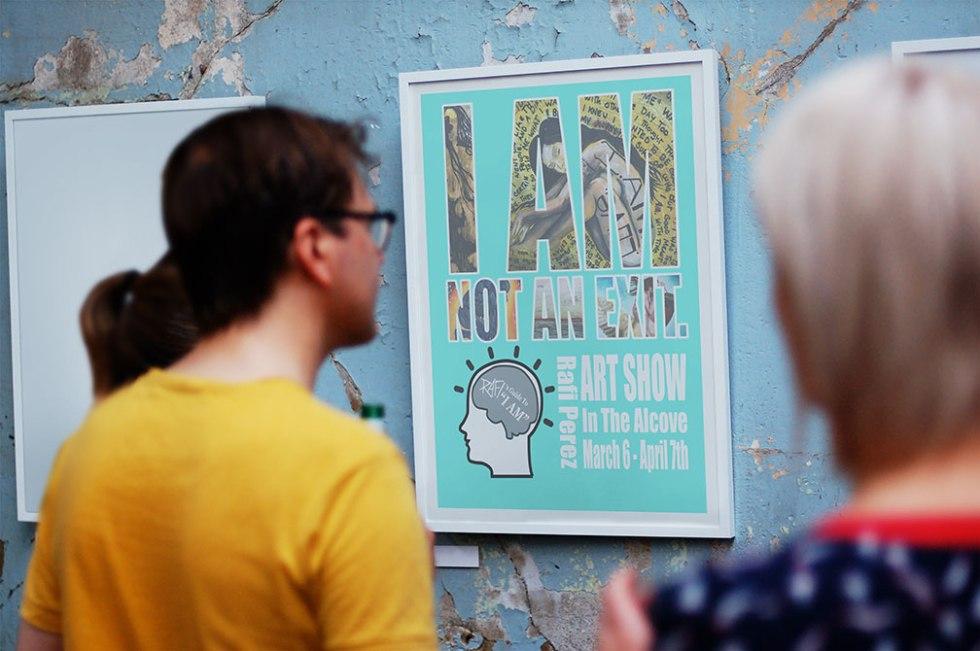 Rafi Perez Solo Show at Artel Gallery