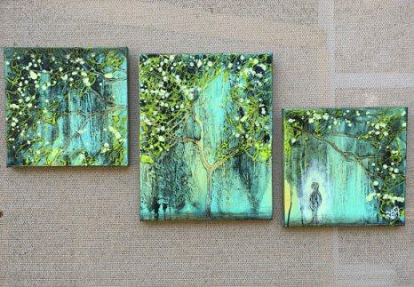 Resonance Of The Trees