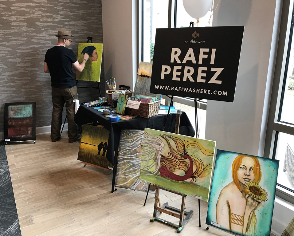 Rafi Perez At Southtown Apartments