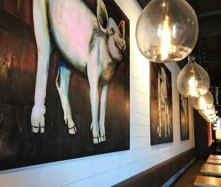 Urban Swinery Art By Rafi Perez