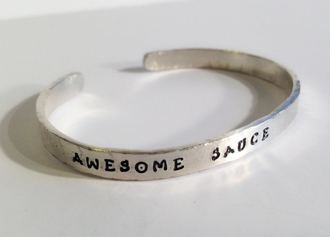 special custom order Man/'s bangle Solid silver bangle