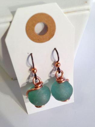 green-trade-glass-earrings-1