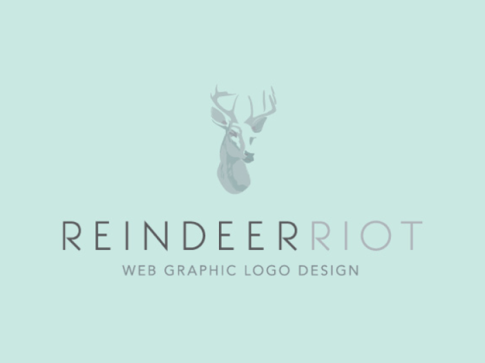 and the winner of the 5 page website from Reindeer Riot is...