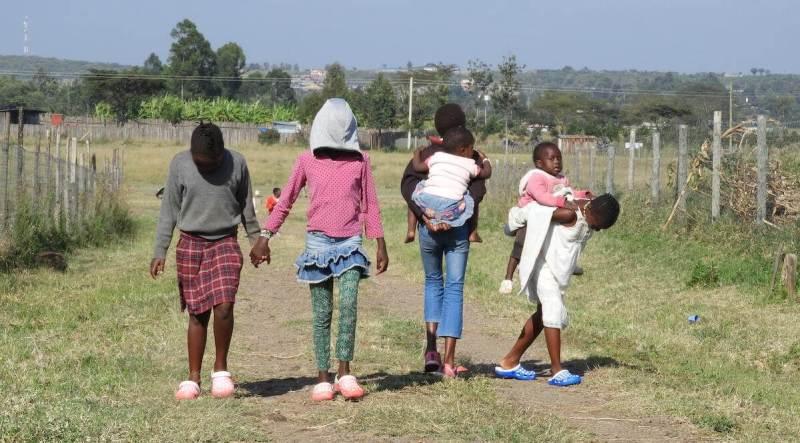 help african charity volunteer