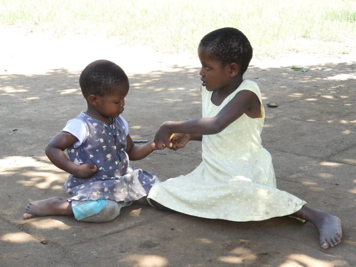 Sponsor a child in Africa