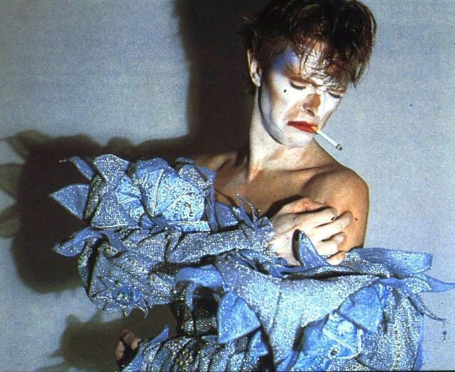 David Bowie, 1980 by Brian Duffy