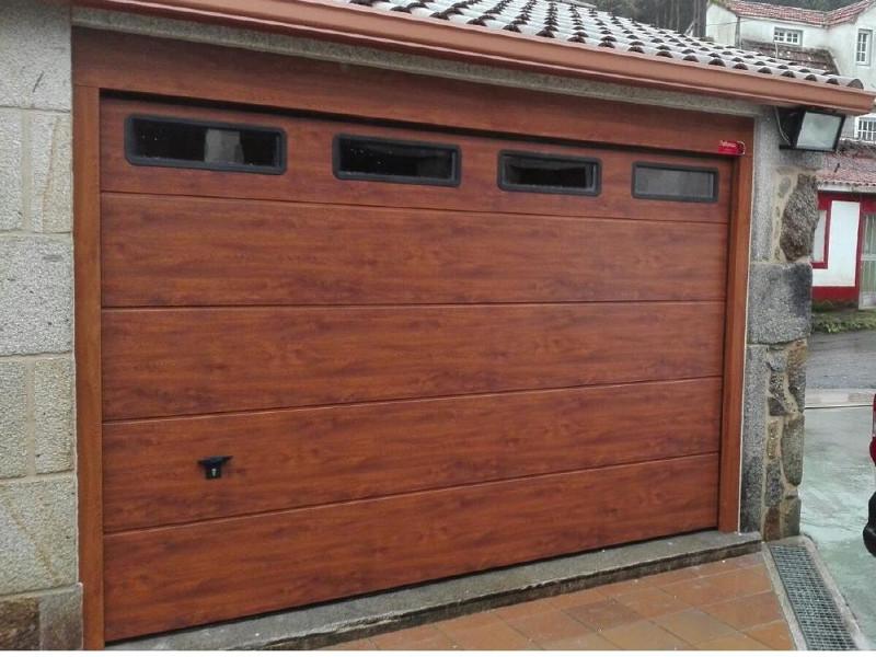 Puerta seccional Novoferm ISO 45