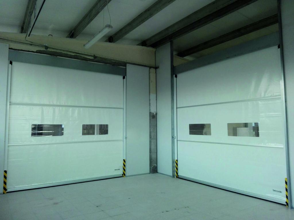 Puerta rápida Enroflex 110