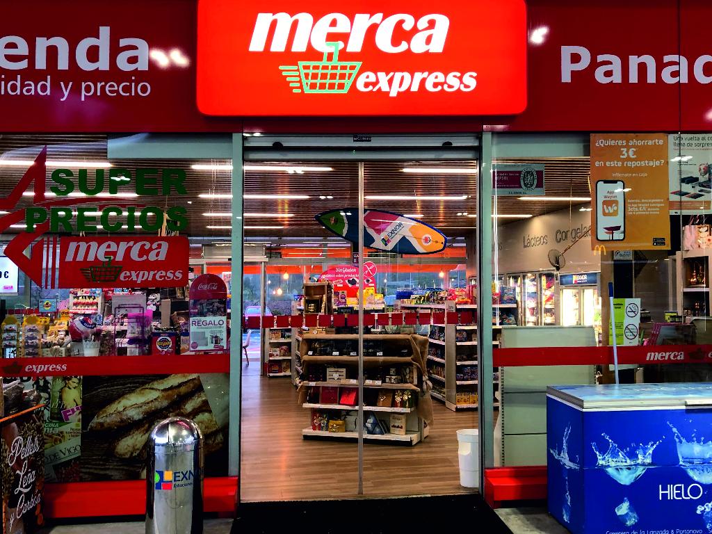 Puerta Duet Merca Express