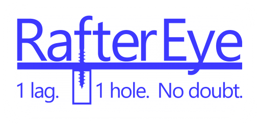 RafterEye RE1 rafter center locator locating tool