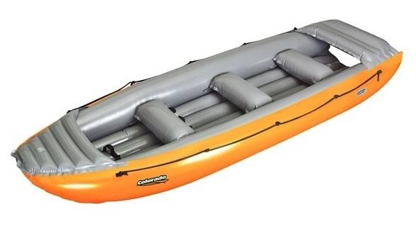 nafukovaci cln raft colorado 450 orange 2
