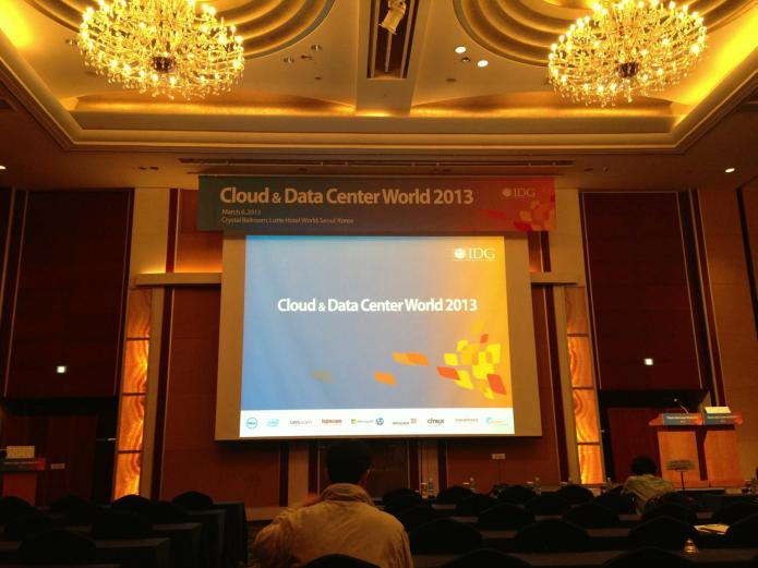 Cloud & Data Center World 2013