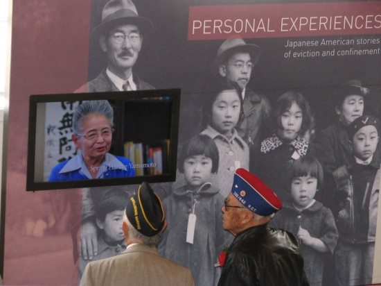 This section features oral histories of Japanese Americans who were uprooted and confined during World War II.