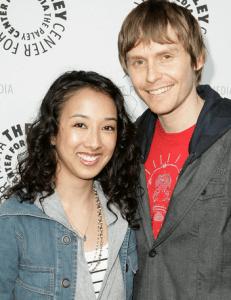 Maurissa Tancharoen and Jed Wheadon