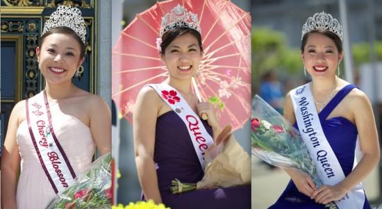 sf, hawaii, wash. queens