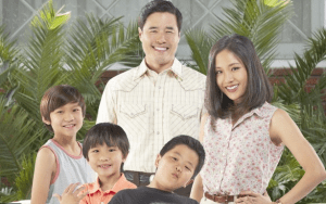 """The cast of ABC's """"Fresh Off the Boat."""""""