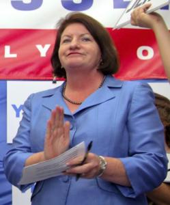 Assembly Speaker Toni Atkins
