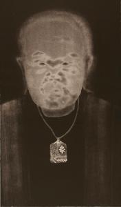 """Umakichi,"" 1965 Ruth Asawa (American, 1926- 2013) Lithograph, 2nd state Sheet: 22 x 13 in. (55.9 x 33.2 cm) Norton Simon Museum, Anonymous Gift, 1966 P.1966.07.129 © 2014 Estate of Ruth Asawa"