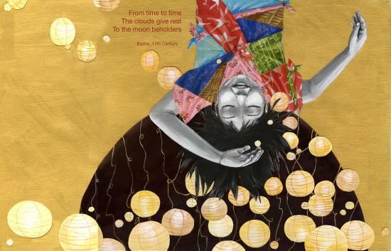 """Moon Beholders"" by Katie Yamasaki"