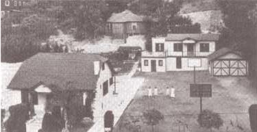Shonien, Los Angeles, circa 1925 (National Park Service)