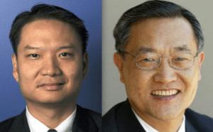 Tri Ta and Steven Choi