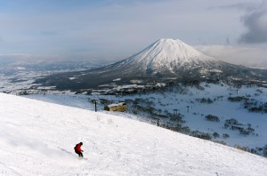 New to the show this year will be the Hokkaido Ski Promotion Council, who will feature ski packages to resorts such as the spectacular Niseko Annupuri International Ski Area, seen above. (Japan National Tourist Organization)