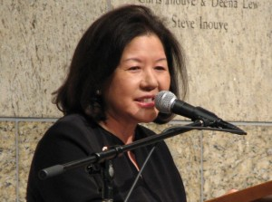 Irene Hirano Inouye, founding CEO of JANM.