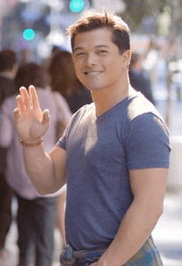 """Vincent Rodriguez III plays Josh Chan on the CW's """"Crazy Ex-girlfriend."""""""
