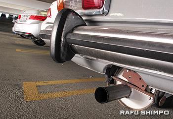 車の排ガスをはじめ、温室効果ガス排出の規制が急がれる(写真=マリオ・G・レイエス)